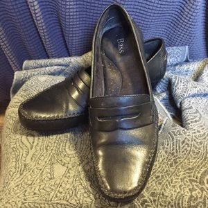 Women's size 8 penny loafers